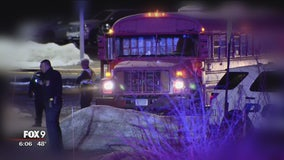 Two teens charged as investigation into fatal party bus shooting continues