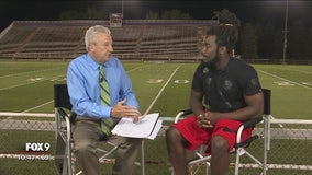 Dalvin Cook on Fox 9 Sports Now
