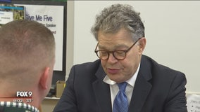 Two more women accuse Sen. Franken of groping