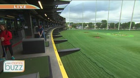Golf no matter the weather at new Topgolf in Brooklyn Center, Minn.