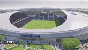 New stadium for Minnesota United to be named Allianz Field