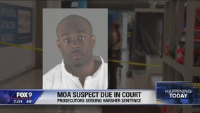 MOA suspect due in court