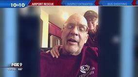 California man credits TSA agents at MSP Airport with saving his life