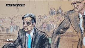 Michael Cohen, Trump's former attorney, sentenced