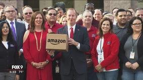 Minnesota makes bid to become home to new Amazon headquarters