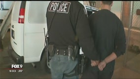 Increase in ICE arrests in Upper Midwest
