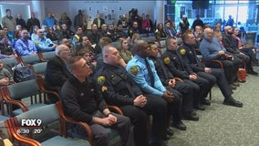 New police officers reflect Brooklyn Park's diverse community
