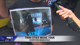 Learning about the Twin Cities' music history