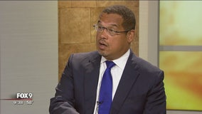 Rep. Keith Ellison stops by Fox 9 Morning News Sunday