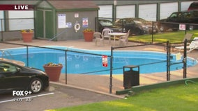 Teen pulled from bottom of the pool