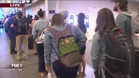 Security changes causing long lines at MSP Airport