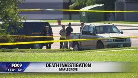 Police investigating suspicious death in Maple Grove park