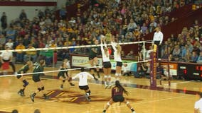 Gophers volleyball 2021 TV schedule includes 3 matches on FOX 9+