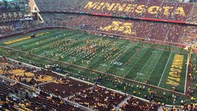 U of M to open tailgate lot a day early for RVs ahead of Saturday's Gopher Homecoming game