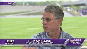 Vikings GameDay Live: Rick Spielman