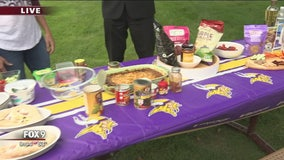 Recipes for your tailgating party