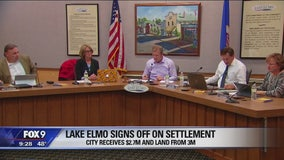 Lake Elmo reaches settlement with 3M