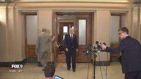 Republicans sue Gov. Dayton over line-item veto of legislative funding