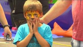 Burnsville community hosts back to school event to help kids prepare