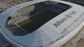 St. Paul, MNUFC highlight new rainwater reuse system at Allianz Field