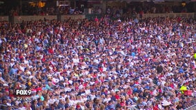 Target Field sees big crowds for Yankees-Twins series