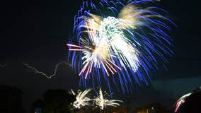 Which Minnesota cities are having 4th of July fireworks shows and what restrictions are in place