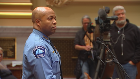 Minneapolis police chief makes case for more officers at City Council meeting