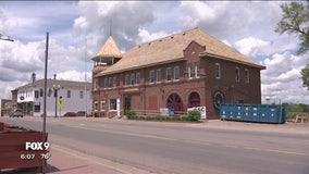 Preserving Howard Lake's city hall