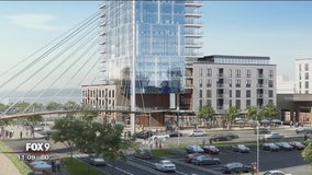 Edina plans 'The Crossroads' towers, bridge over France Avenue