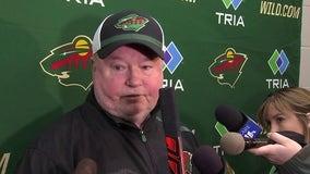 Wild need 3 wins, help to make NHL Playoffs
