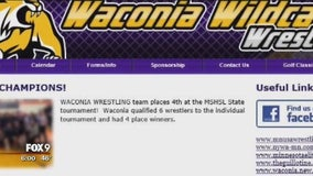 Allegation of Waconia HS coach giving athlete medication under investigation