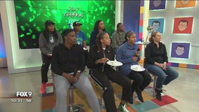 Lynx WNBA Champions live in studio Part 3 of 3