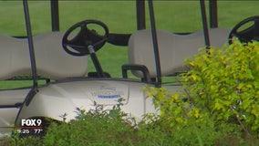 Metro golf courses report streak of golf cart thefts