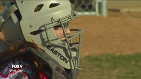 12-year-old representing Minnesota in MLB's first all-girls tournament