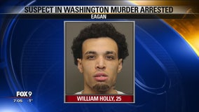 Murder suspect arrested in Eagan