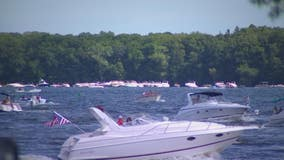 Officials: Expect no warnings for drunken boating over 4th of July