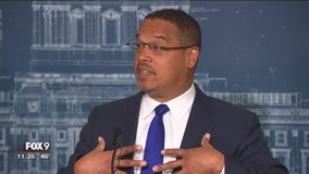 Keith Ellison poll numbers sliding