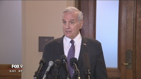 Police meet with Dayton over training fund