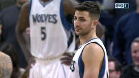 Timberwolves trade No. 17 pick, bring back Ricky Rubio