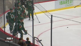 Wild host NHL hopefuls at Development Camp