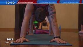 Hopkins yoga studio practices, fund raises for victims of Tallahassee shooting