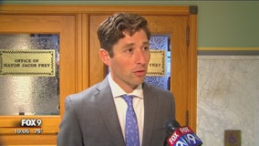Minneapolis Mayor weighs in on Blevins shooting footage, no charges