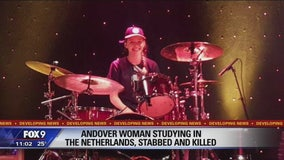 Twin Cities woman studying in Netherlands stabbed to death