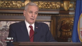 Gov. Dayton calls for resignations after sexual harassment allegations