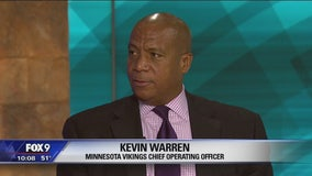 Minnesota Vikings COO Kevin Warren on the new training facility