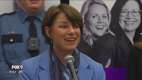 Senator Amy Klobuchar weighs in on Franken replacement