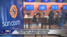 Sun Country now reimbursing travel costs after stranding passengers in Mexico