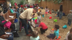 Tropical Beach Party at Minnesota Zoo