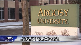 Argosy University could close as early as Friday, leaving students in limbo