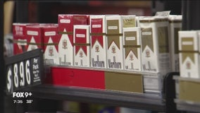 Brooklyn Center, Otter Tail Co. raise tobacco sales age to 21